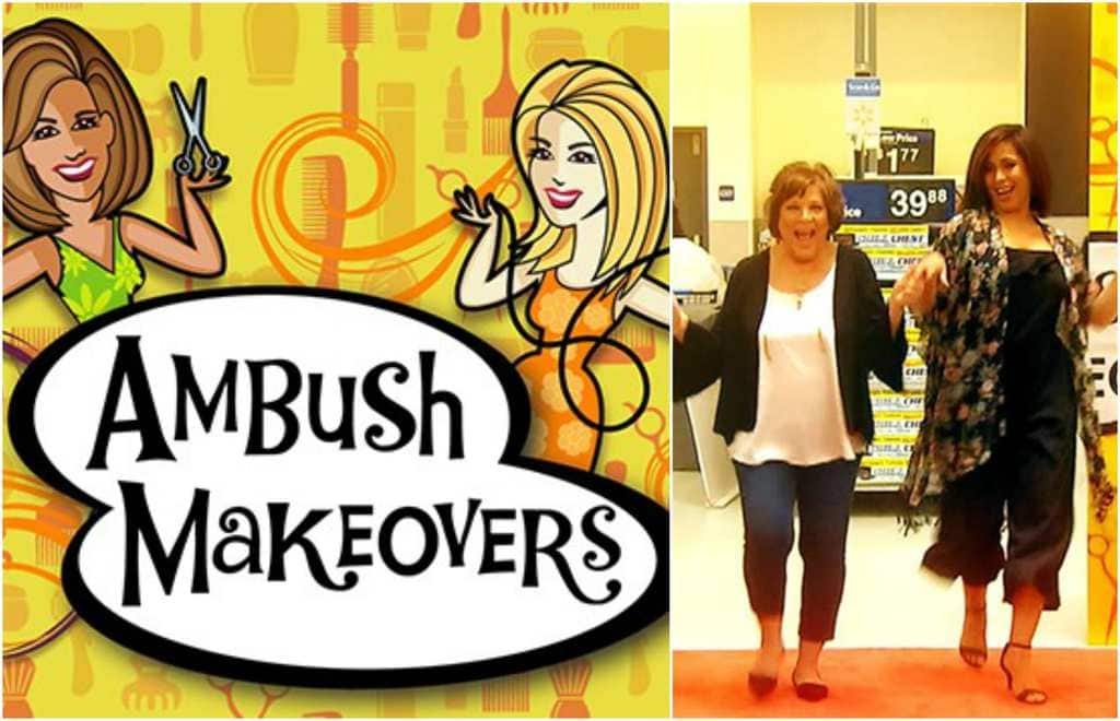 Celebrity teacher makeover