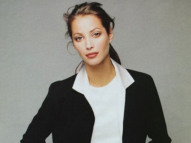 Picture of Christy Turlington