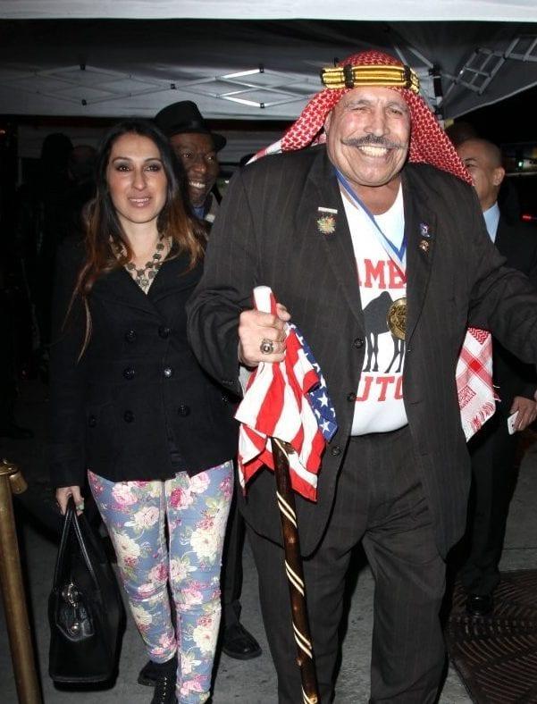 WWE-IRON