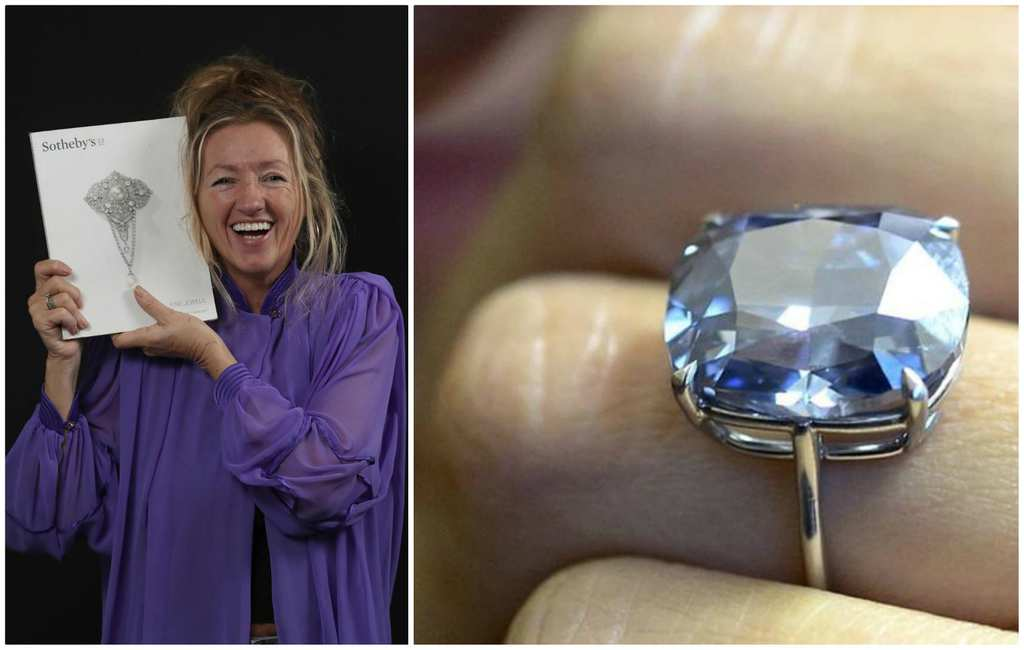 f8099a4d5 Woman Buys Ring For $12, Years Later Sells It At Auction For Close ...