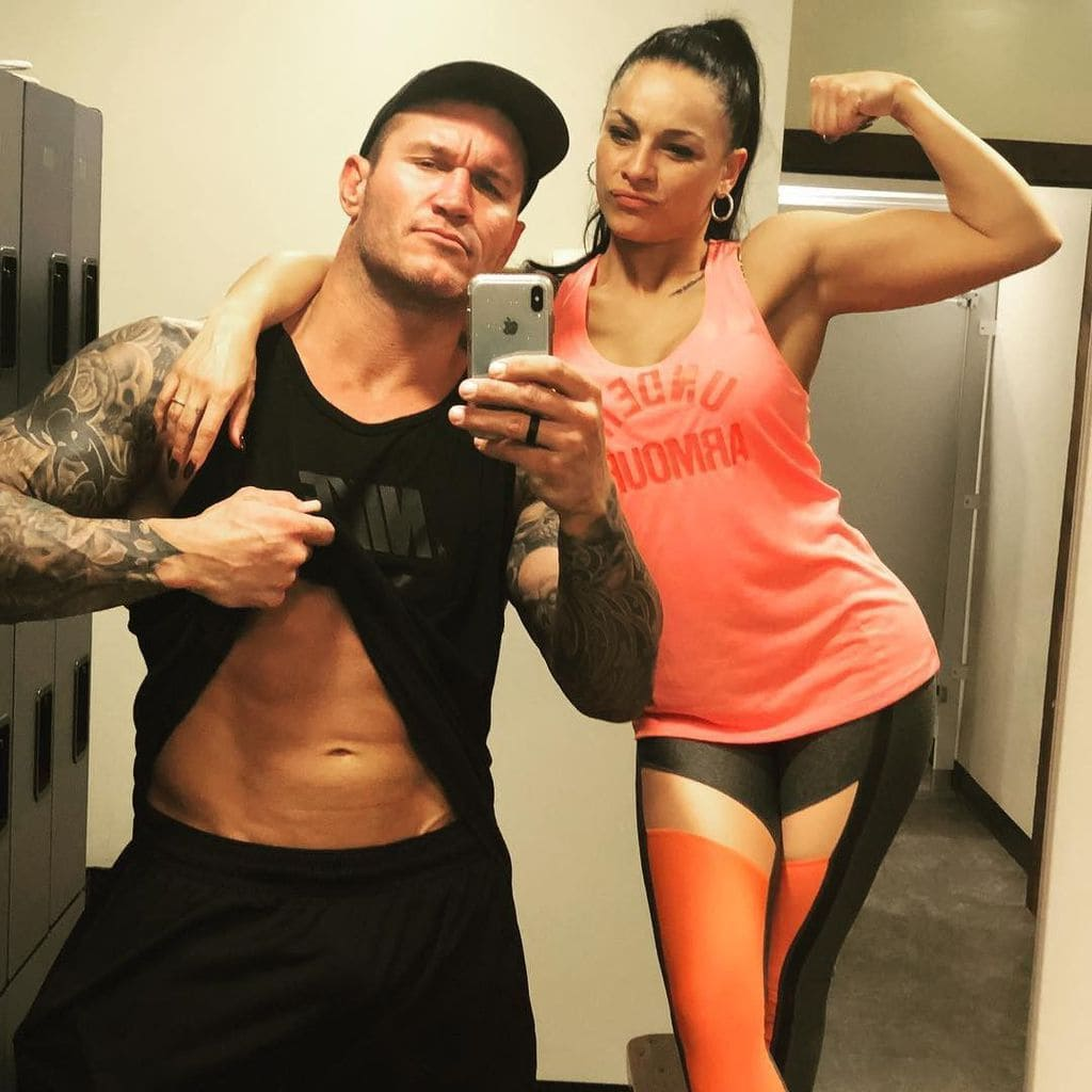 Wwe Stars Whose Wives And Girlfriends Are Totally Gorgeous Kim marie kessler is a social media personality, who has earned fame and enjoyed popularity through being the second wife of one of the most prominent professional wrestlers, randy orton. wwe stars whose wives and girlfriends