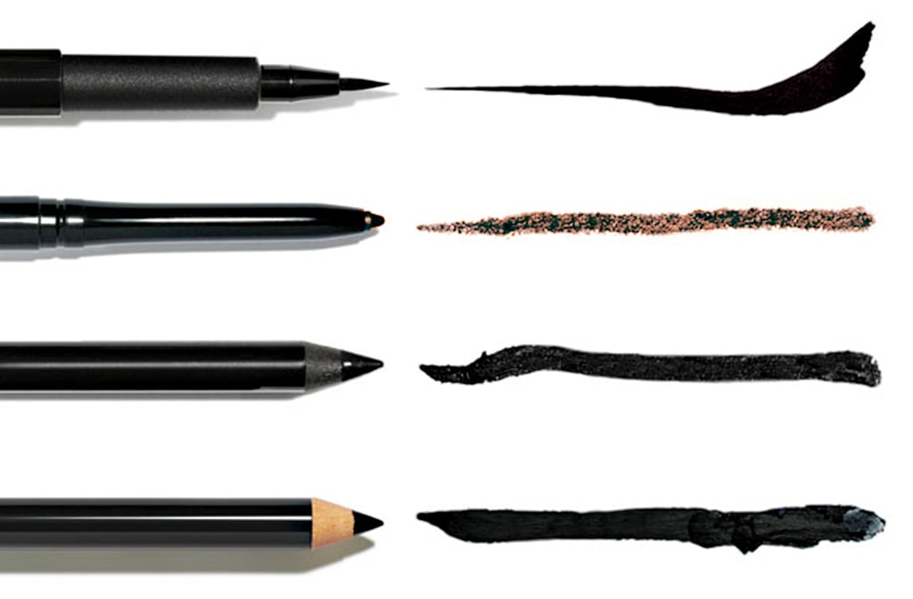 pencil eyeliners
