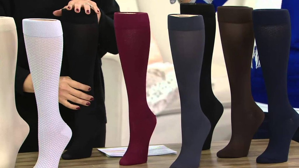 Compression Socks Types