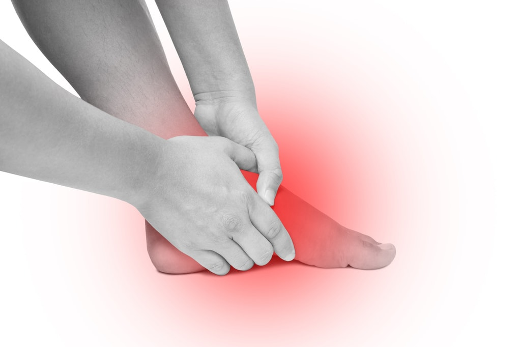 Acute Pain in foot Sole