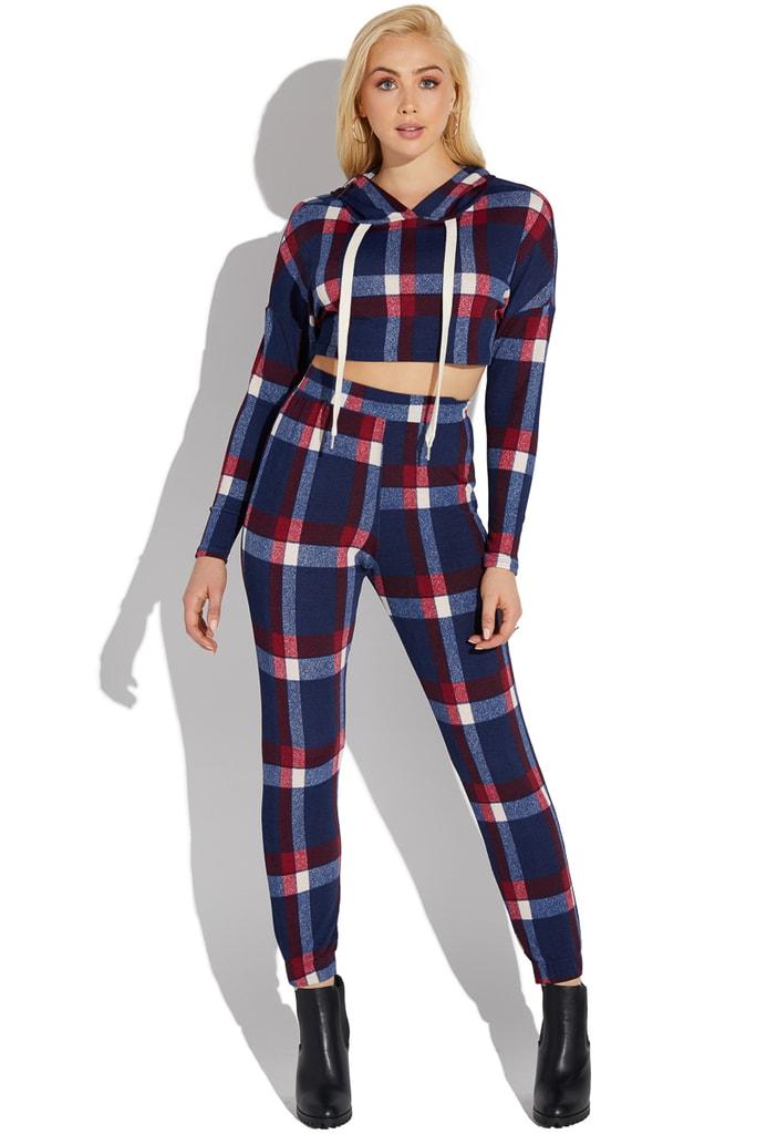 Hoodie Loungewear Set