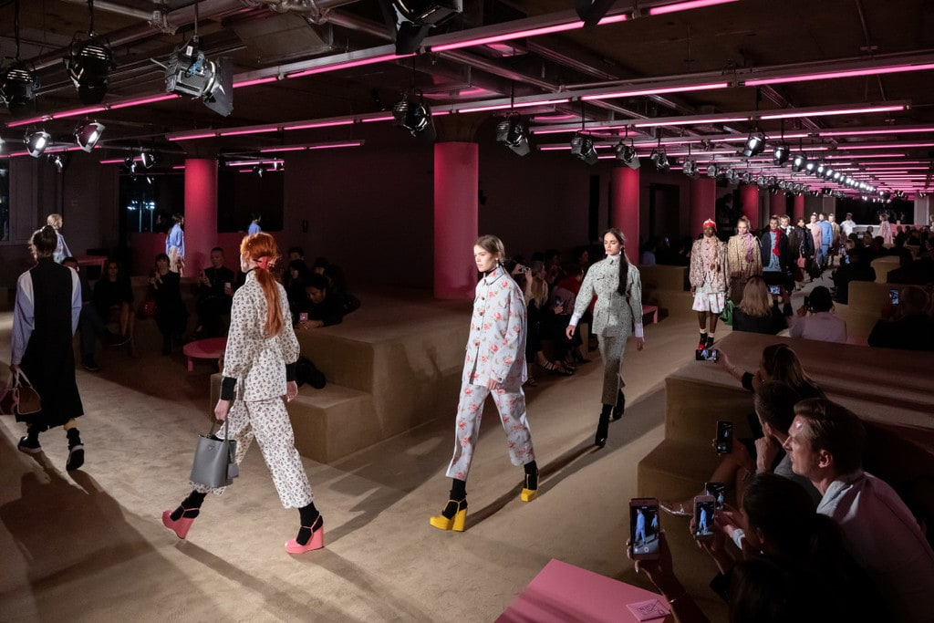 A fashion show image