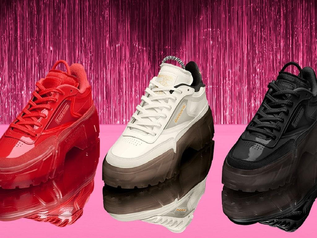The Reebok Club C Cardi Sneakers