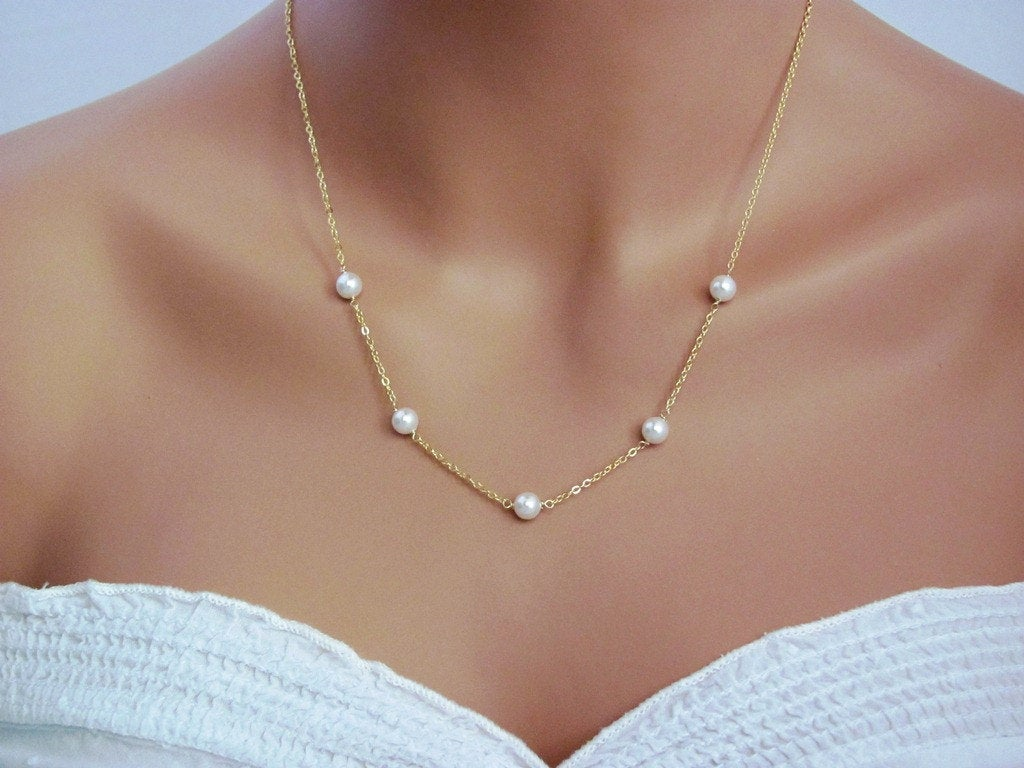 Dainty and Timeless Pearls