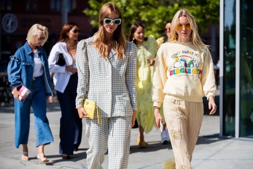 Street Style shown on Copenhagen Fashion Week