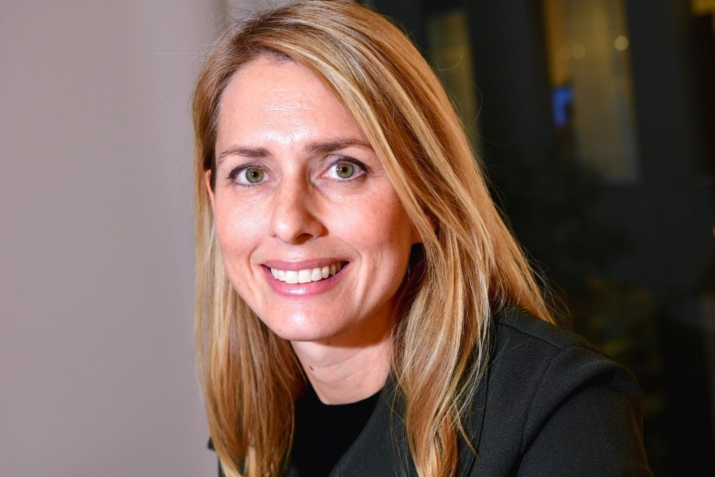 Helena Helmersson, the new CEO of H&M