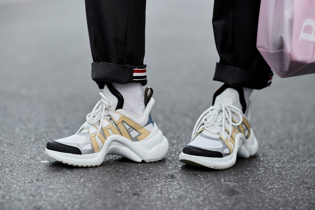 """Dad"" sneakers"