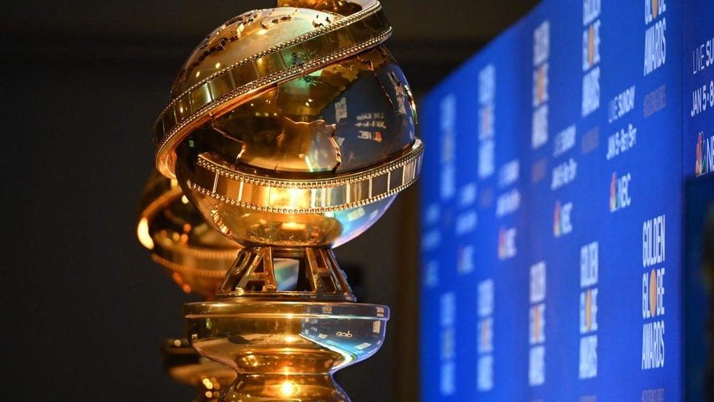 Golden Globes - award statues